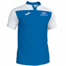 Templemore Swimming Club Joma Crewe III Polo Royal/White Adults 2019